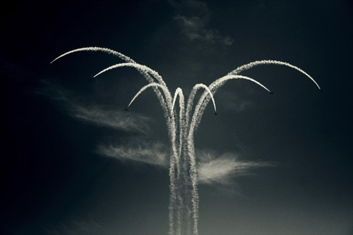 aviões-em-manobra