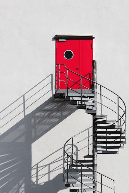 porta-vermelha