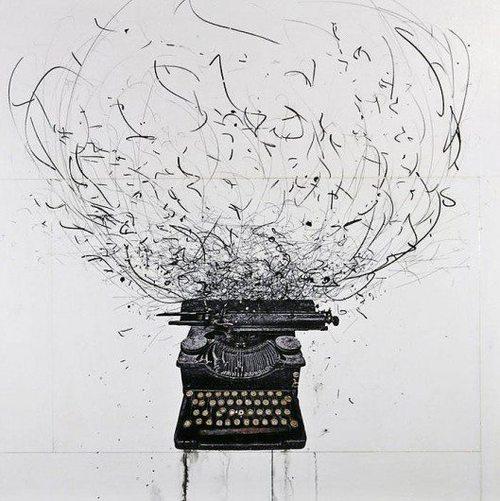 máquina-de-escrever