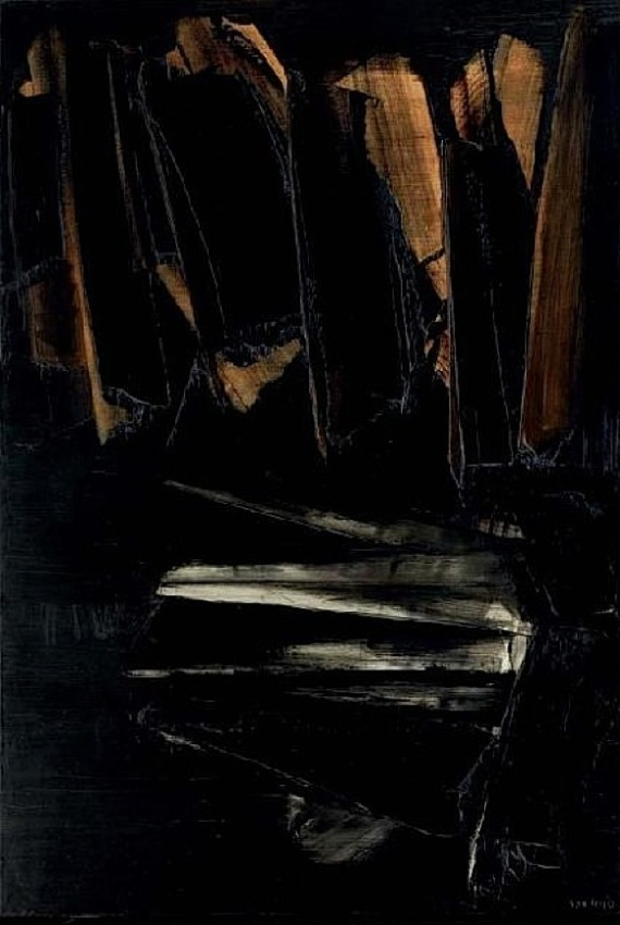 arte | pierre soulages