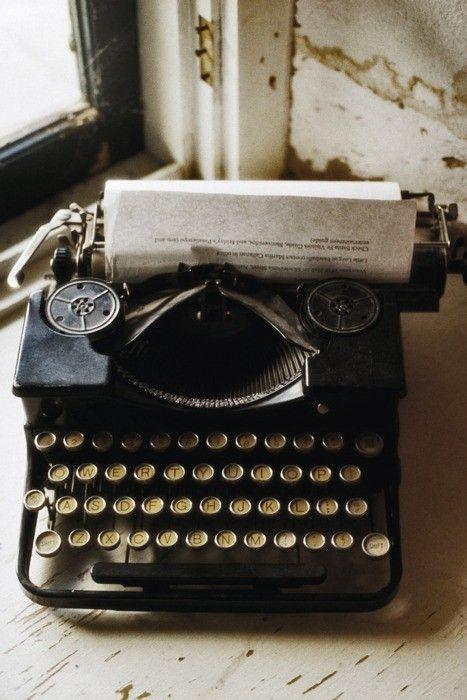 máquina-de- escrever