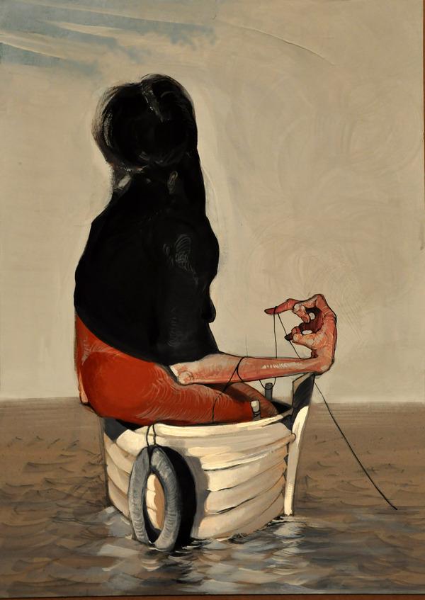 Ilustração | Stamatis Laskos