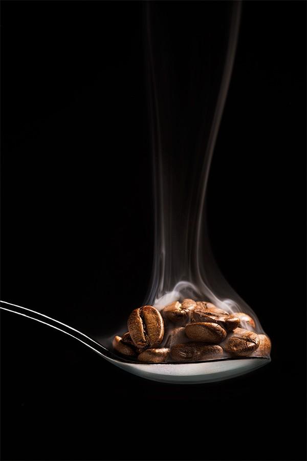 grãos-de-café